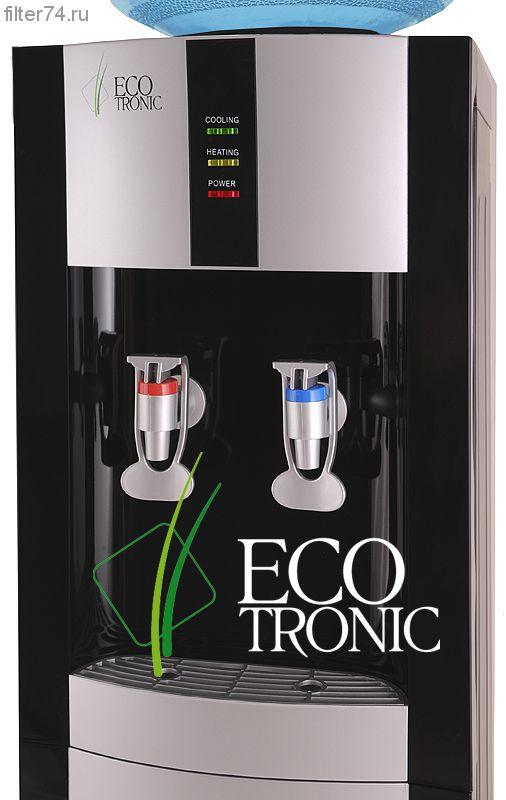 Кулер Ecotronic H10-L Black